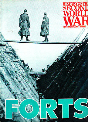 Purnells History of Second World War, Vol 8/6, Forts