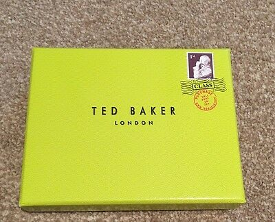Ted Baker Empty Gift Box
