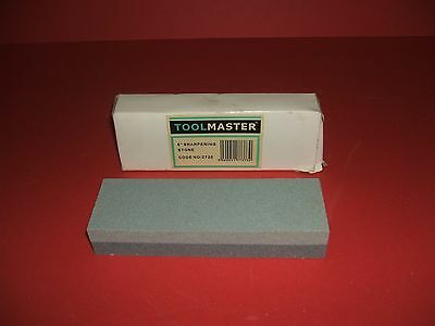 A Combination Sharpening Stone by Toolmaster.   6in. long.   Original Packing