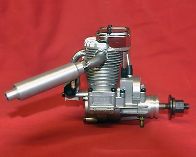 SAITO FA 56 4-Stroke Glow / Nitro Airplane Engine