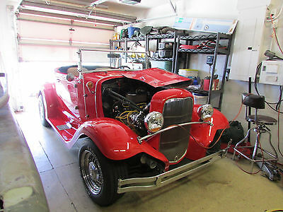 1931 Ford Roadster  1931  ford rumble seat roadster street rod