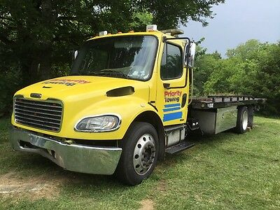 2006 Freightliner M2 Vulcan Rollback Side Puller Strapless Wheel Lift No Reserve