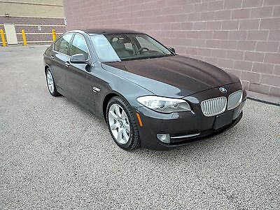 2011 BMW 5-Series 550i 2011 BMW 550i xDrive
