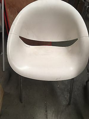 20 Designer Outdoor cafe Tub chairs Heavy Duty RRP $240 Good Condition Reduced