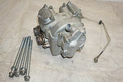 03-07 2005 KTM 525 EXC Cylinder Head Complete Assembly RFS SX EXC MXC 400 450