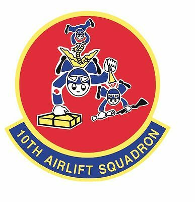 US Air Force 9th Bomb Squadron Sticker M648 YOU CHOOSE SIZE