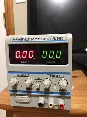 PS-303D Power Supply