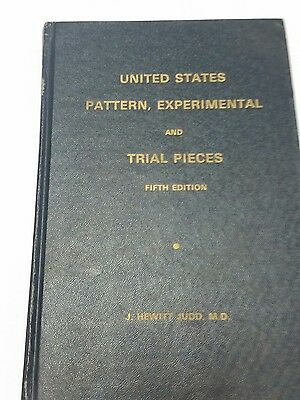 United States pattern experimental and trial pieces