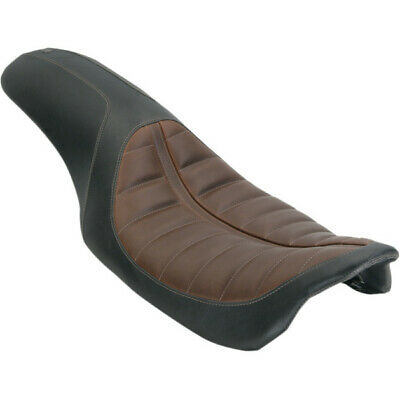 Rsd Enzo Touring 2-Up asiento marròn Harley Davidson Touring 03-13