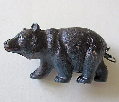 Vintage Made in Japan Celluloid Bear Tape Measure