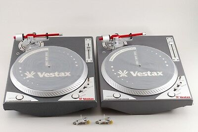 Vestax Turntable PDX-a2s 2pairs 1pair DC12V 100mA ASTA [Excellent+++] from japan