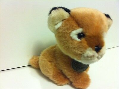 Russ Berrie Yomiko Classics Lion Stuffed Animal Plush Toy