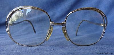 Vintage Christian Dior Glasses, Frames, Oversized Butterfly Reading Prescription