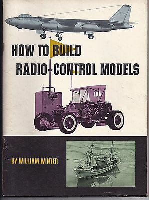 How to Build Radio-Control Models - Kalmbach Publishing 1964