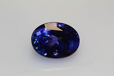 Tanzanite Oval  Investment Gem Quality  4Cts+ Collectors Item New Arrival