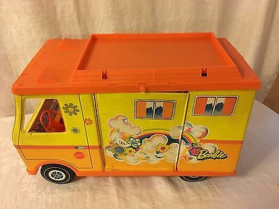 Vintage Barbie Country Camper RV with Original Box