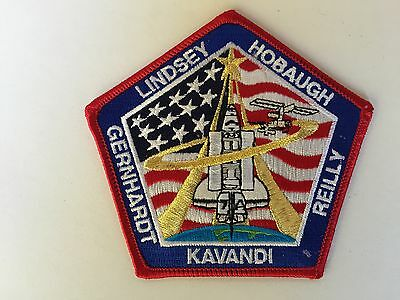 Aufnäher Patch Shuttle Columbia Patch - STS 104
