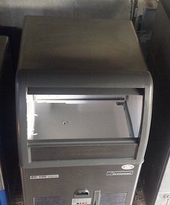 ***!!! SCOTSMAN EC 106 ICE MAKER WITH INTEGRAL DRAIN PUMP 50Kg/24Hrs - A1 !!!***