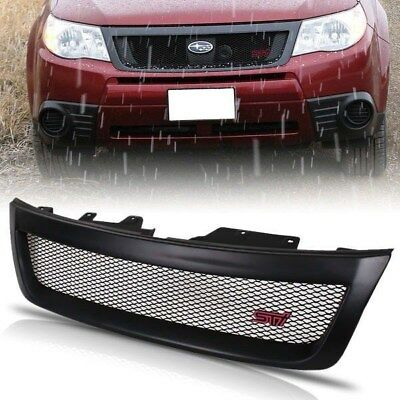 New SUBARU FORESTER 09-11 Sport Front Grille Grill ABS Material