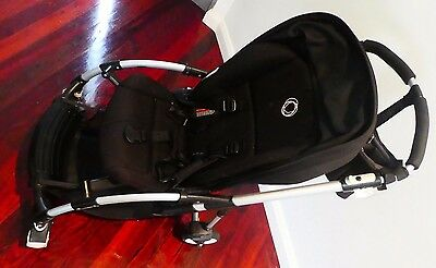 Bugaboo Bee Plus + Pram Stroller and extra sun shade hood Pick up inner north