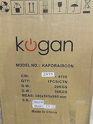 Kogan Portable Reverse Cycle Air Conditioner / Heater
