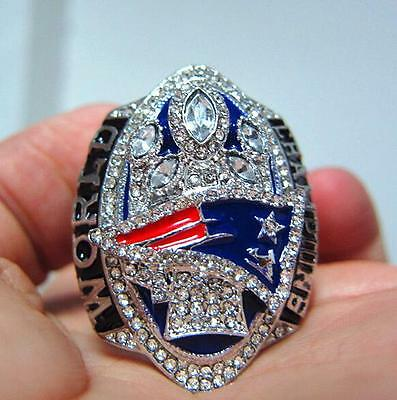 For BRADY ! 2016 New England Patriots Championship Ring Men Gift