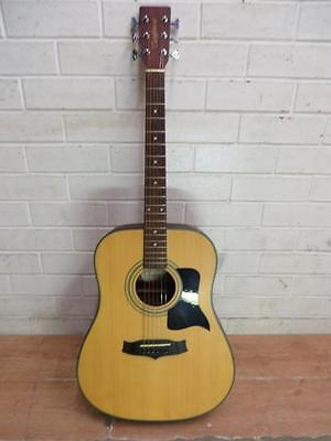 "Quality Tanglewood ""indiana Series"" Acoustic Guitar & Gig Bag"