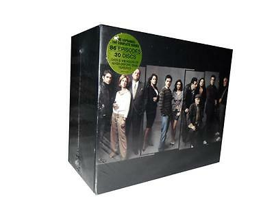 The Sopranos - Complete Series Seasons 1-6 (DVD, 2012, 30-Disc Set) 1 2 3 4 5 6