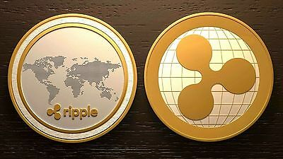 100 Ripple coin (XRP)