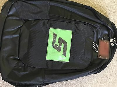 Snap On Rucksack Black/ Green New