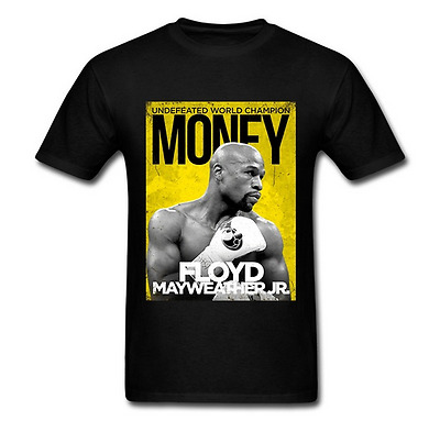 Floyd Mayweather Conor McGregor T Shirt UFC Tee Mens (Size S/M/L/XL) Brand New!