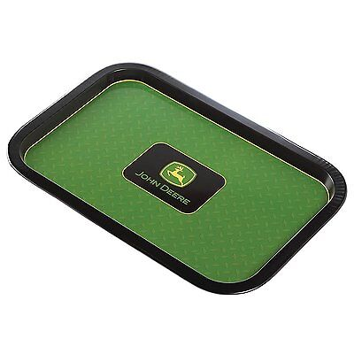 1 X John Deere Tin Serving Rectangle Tray