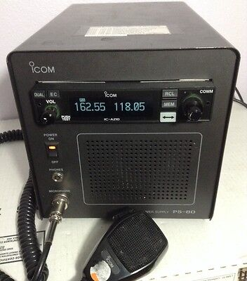 **RADIO ONLY** ICOM IC-A210 VHF Aircraft Air Band Transceiver  8 Watts