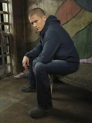 "019 Wentworth Miller - Prison Break American Actor 14""x18"" Poster"