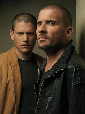 "023 Wentworth Miller - Prison Break American Actor 14""x18"" Poster"