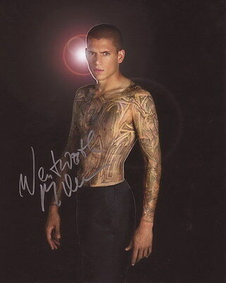 "030 Wentworth Miller - Prison Break American Actor 14""x17"" Poster"