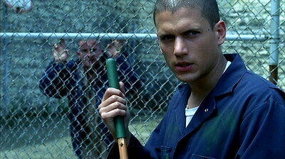 "032 Wentworth Miller - Prison Break American Actor 24""x14"" Poster"