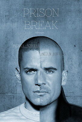"001 Wentworth Miller - Prison Break American Actor 14""x20"" Poster"