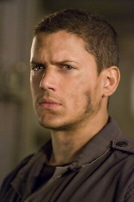 "004 Wentworth Miller - Prison Break American Actor 14""x21"" Poster"