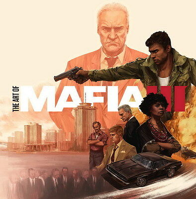"""001 Mafia 3 - Action Role Play Game 24""""x24"""" Poster"""