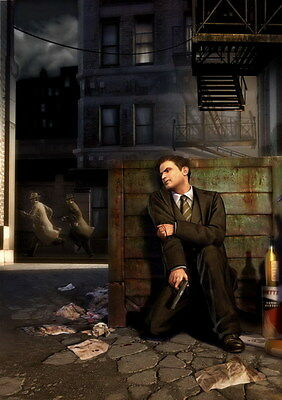 """003 Mafia 3 - Action Role Play Game 24""""x33"""" Poster"""