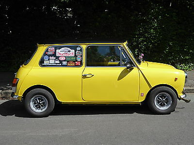 Clearance 20% off i want it gone Mini Cooper 1973 Innocenti 1300 export