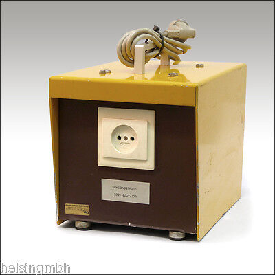 Trenntrafo 220V/220V 10A Typ 1, Isolation Transformer, geprüft, tested