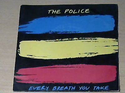 """7"""" THE POLICE * Every Breath You Take (MINT-) ROCK"""