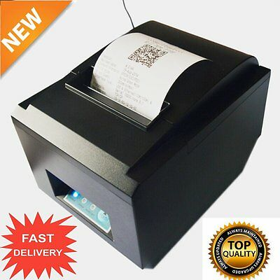 80mm Receipt POS Thermal Printer For ios & Android & Windows Thermal Printing HO