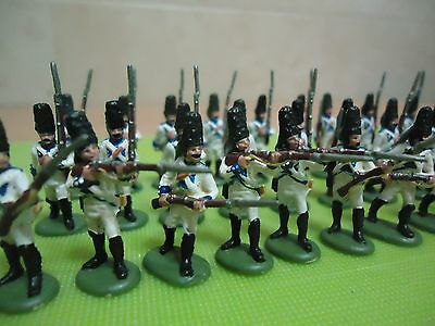 Napoleonic age. Spanish Grenadiers  1/72 (20 mm) hand painted