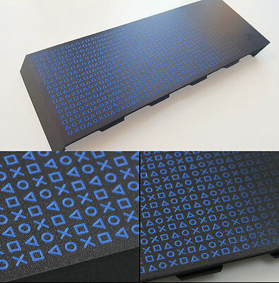 3D Embossed PS4 Playstation 4 HDD Hard Drive Cover Replacement Top Shell Console