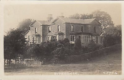 Riverdale, Country House, Rp, Northumberland 1910