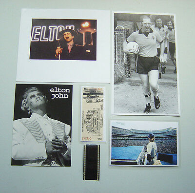 Elton John mixed items pack