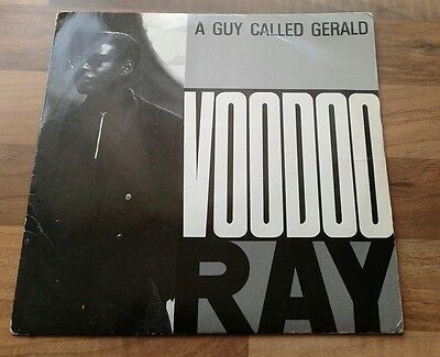 "A Guy Called Gerald - Voodoo Ray (7"" single)  Vinyl RS 804"